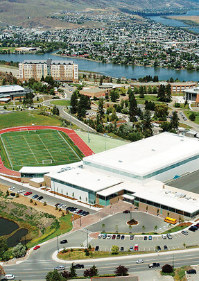 Save Canada's Tournament Capital. (City of Kamloops website photo)
