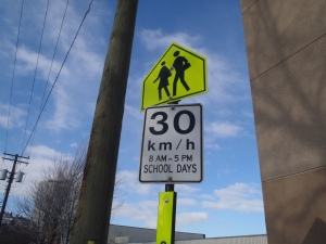 Police will be keeping a close watch on school zones.