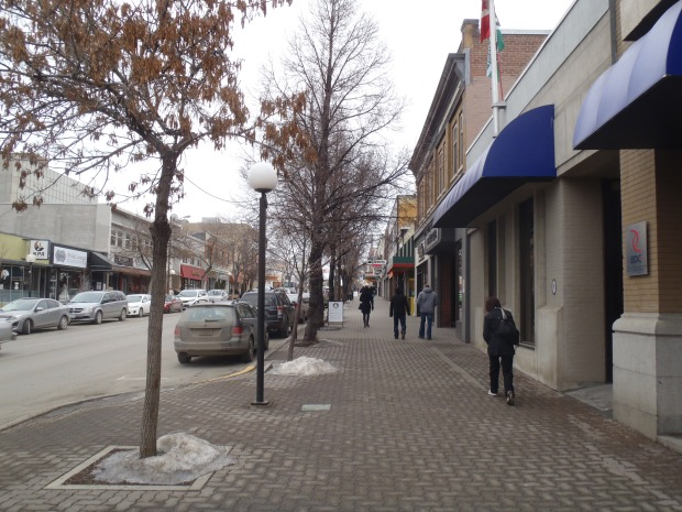 200 block Victoria Street.