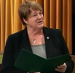 MP Cathy McLeod
