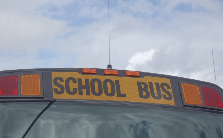 SD 73 school buses will be back in operation Wednesday.