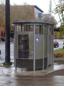 Portland Loo. (City of Portland photo)