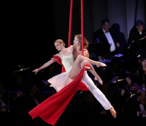 Cirque de la Symphonie.