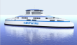 Artist's rendering of new ferry being build in Poland. (B.C. Ferries photo)