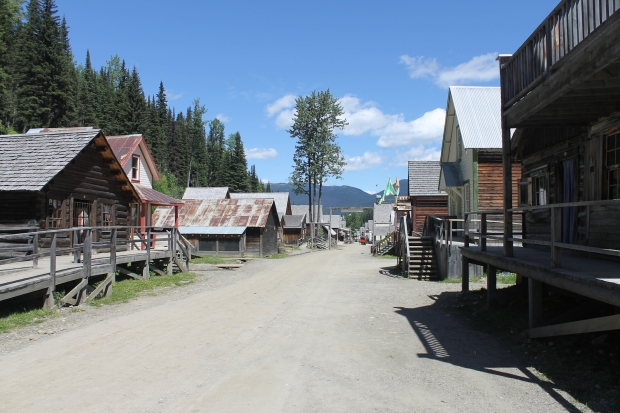 The charm of Barkerville. (Daniela Ginta photo)