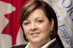 Mayor Lori Ackerman. (City of Fort St. John)
