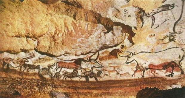 We can talk about cave paintings, if you prefer.