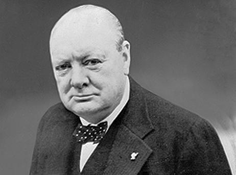 Winston Churchill wasn't popular either.