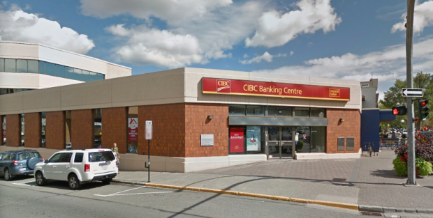 CIBC branch on Victoria Street. (Google)