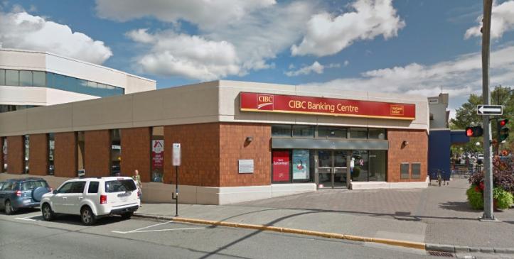 CIBC branch on Victoria Street. (Google)