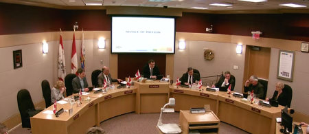 Coun. Denis Walsh presents notice of motion on extra Ajax meetings.