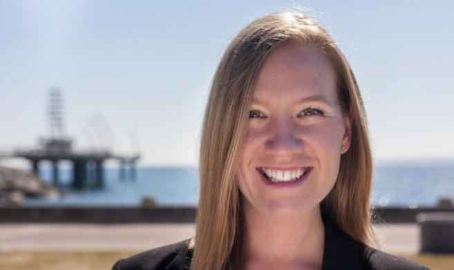 New cabinet minister Karina Gould. (Photo kgould.libera.ca)