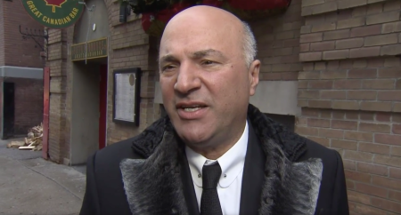 "Kevin O'Leary: ""It will be an exorcism."""