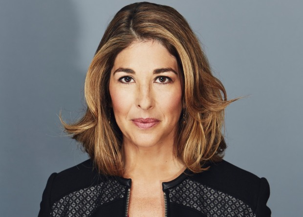Naomi Klein. (Kouroshi Keshiri photo)
