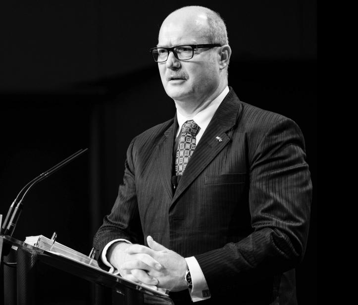 B.C. Finance Minister Mike deJong. (BC Govt photo)