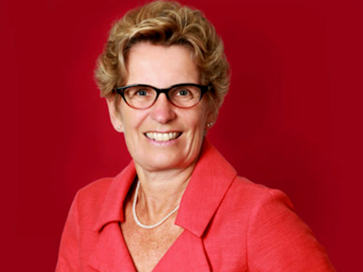 Politics The Great Flaming Mass Of Ontario Liberal
