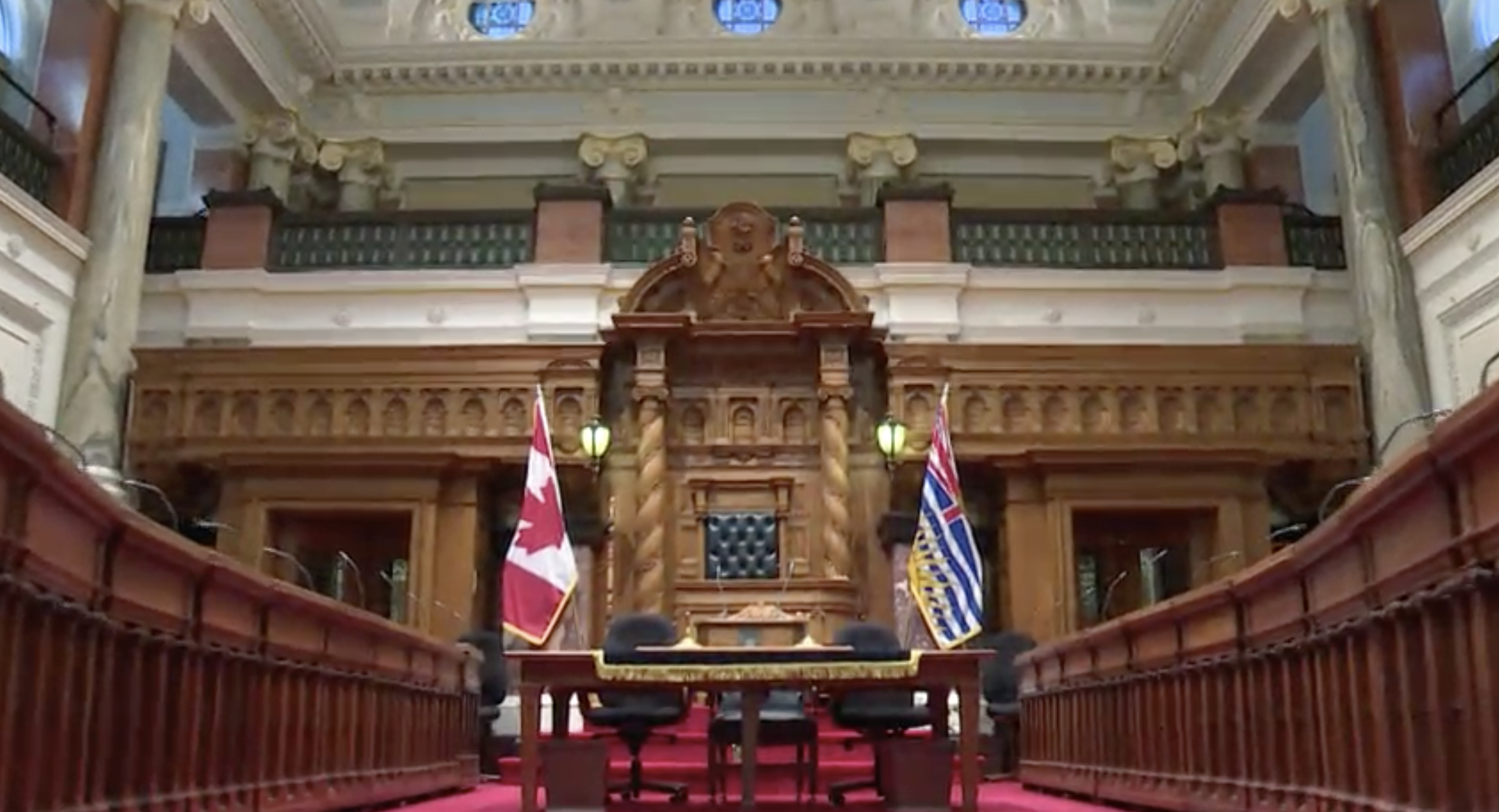 charbonneau – b.c. government offers help to opposition in drafting