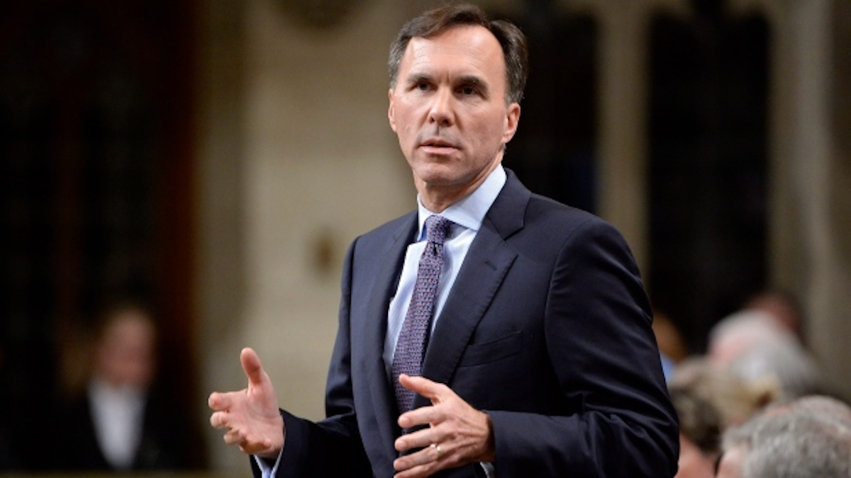 Image result for Bill Morneau