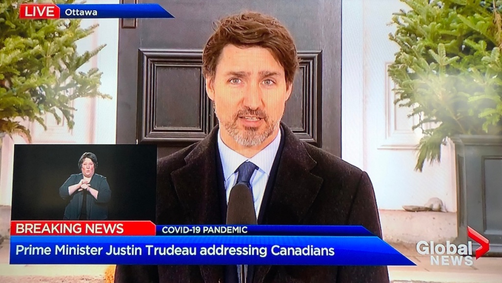 PETERS - Naked MP distracts from Trudeaus failures on